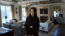 Kourtney Kardashian Home by Martyn Lawrence Bullard