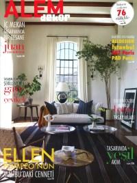 Alem Dekor Turkey Ellen Pompeo house designed by Martyn Lawrence Bullard