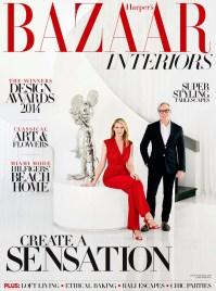 Harpers Bazaar Tommy Hilfiger home designed by Martyn Lawrence Bullard