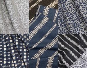 Indoor/Outdoor Performance Woven fabric by Martyn Lawrence Bullard