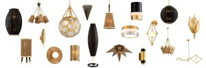 Corbett Lighting collection by Martyn Lawrence Bullard