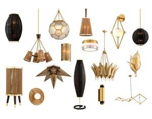 Corbett Lighting collection by Martyn Lawrence Bullard