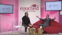 Martyn Lawrence Bullard appearing on Couched with Carson Kressley