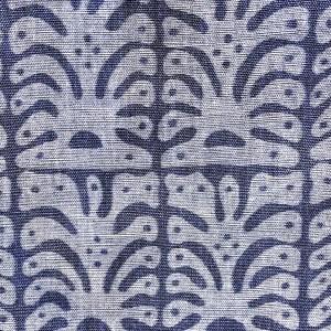 Los Cabos indoor fabrics in Ocean Spray blue by Martyn Lawrence Bullard