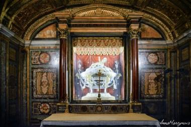 The Holy Crib of Jesus