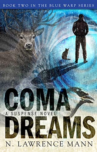 Medical Thriller Giveaway - Coma Dreams