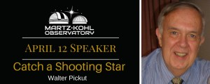 Catch A Shooting Star Event