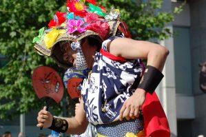 青森ねぶた祭-第2回東北六魂祭2012盛岡