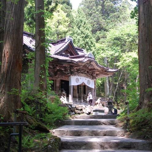 十和田神社-鳥居