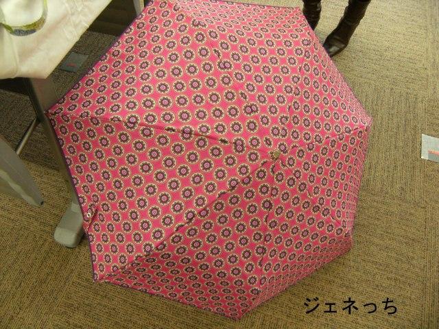広げた傘2