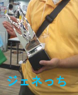 123トロフィー 記念品①