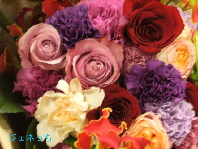 日比谷花壇母の日2013