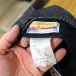 桃太郎ジーンズの小物、雑貨、帽子も素敵です。