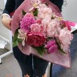 母の日花束2015