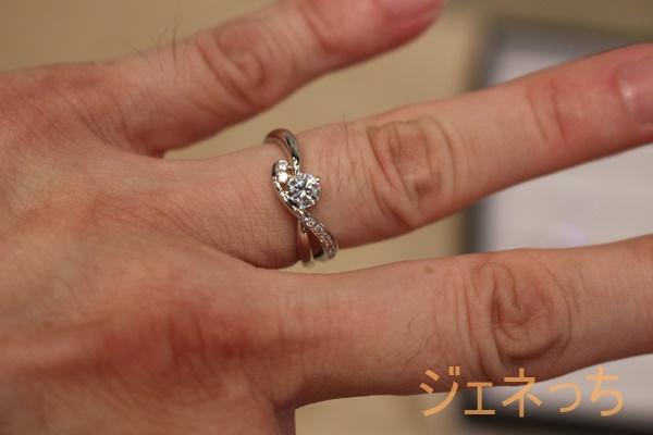 ダイヤの指輪を選ぶならブリリアンス+が、おすすめ
