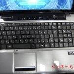 ガレリアQF655キーボード