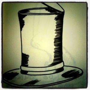 Sombrero de mago pobre