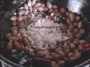 peanut sundal recipe /verkadalai(groundnut) sundal