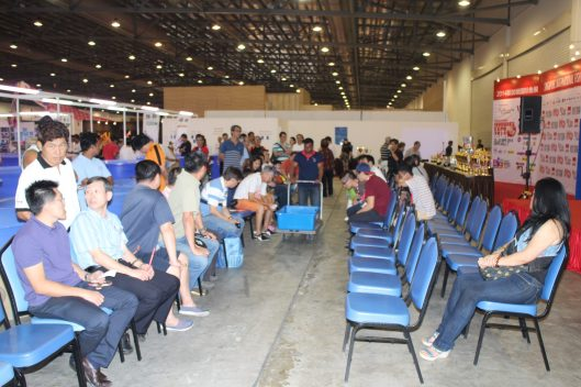 18th Singapore Koi Show & Championship 2014 Koi Auction