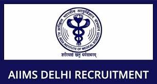 AIIMS-Delhi-Recruitment-2019