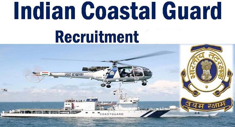 Indian Coast Guard Jobs Recruitment