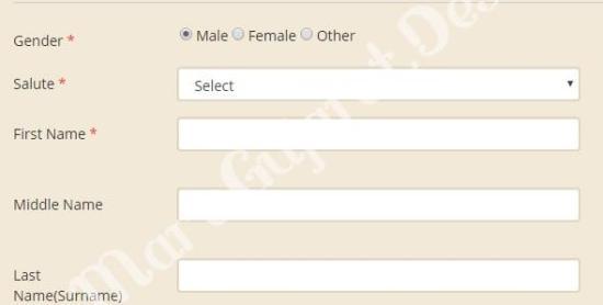 Digital Gujarat Portal Online Apply and Download