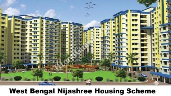 WB Nijashree Housing Scheme Apply Online Form