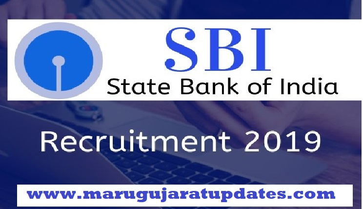 SBI Recruitment for Specialist Cadre Officers Posts