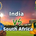 India vs South Africa (Ind vs SA) T20 Live