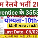 RRC Western Railway Recruitment