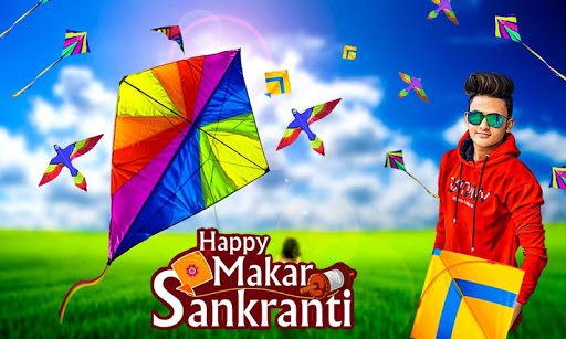 Makar Sankranti Photo Editor