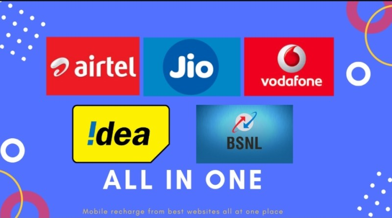 Mobile Recharge Allin One Recharge Plans