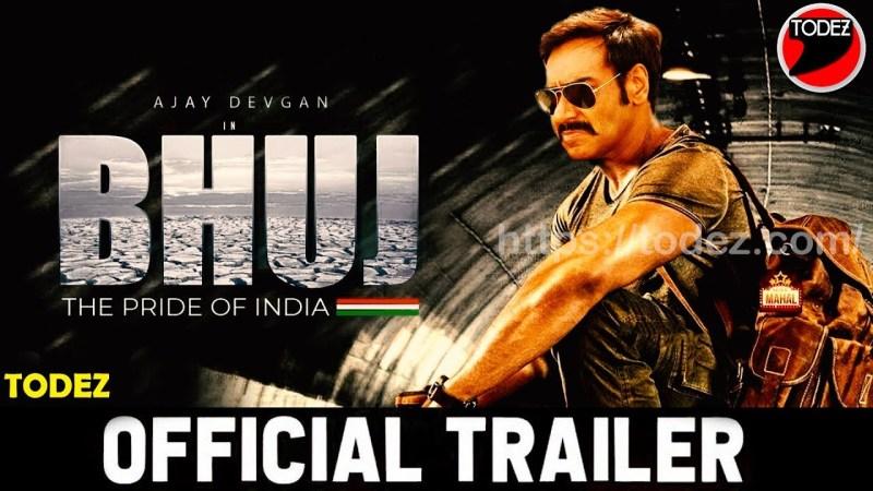 Bhuj The Pride of India trailer: