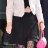 稲田朋美の網タイツと若い頃がかわいい?娘と夫を調査
