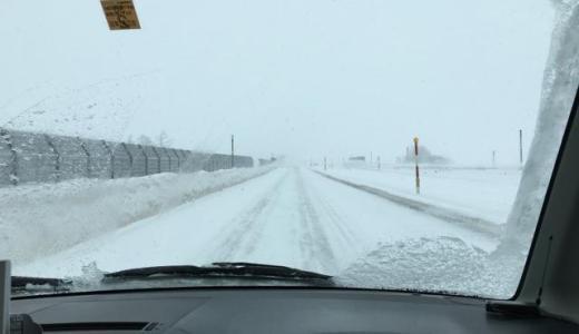 【北海道】冬道・雪道のコツや安全に運転する為に気をつけていること