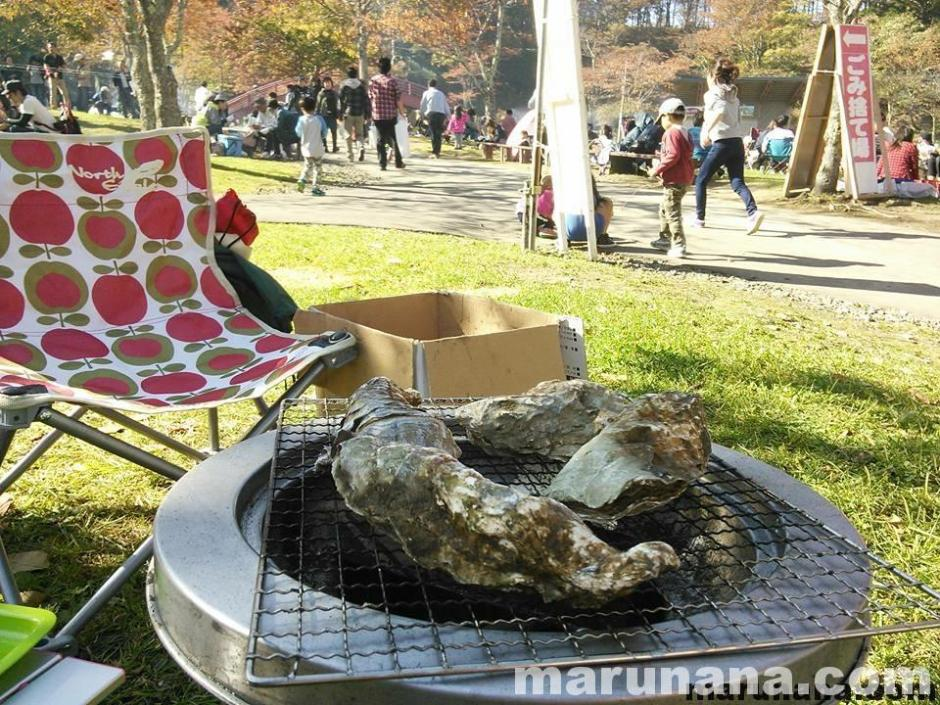 あっけ し 牡蠣 まつり