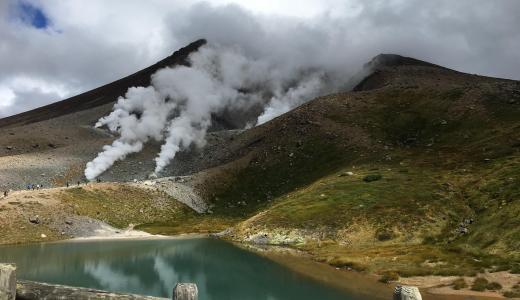 【旭川】旭岳登山 車中泊の旅2泊3日 2日目 2016年9月