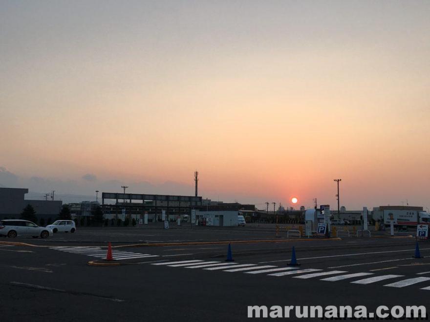 函館フェリー乗り場