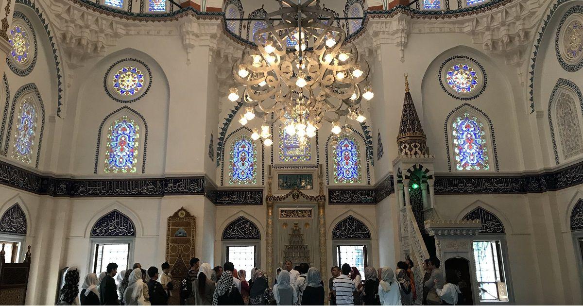 女性差別?!イスラム教のモスクで知った現実