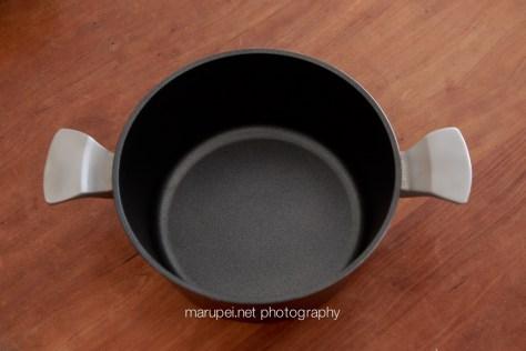 アルミ鍋 再フッ素加工