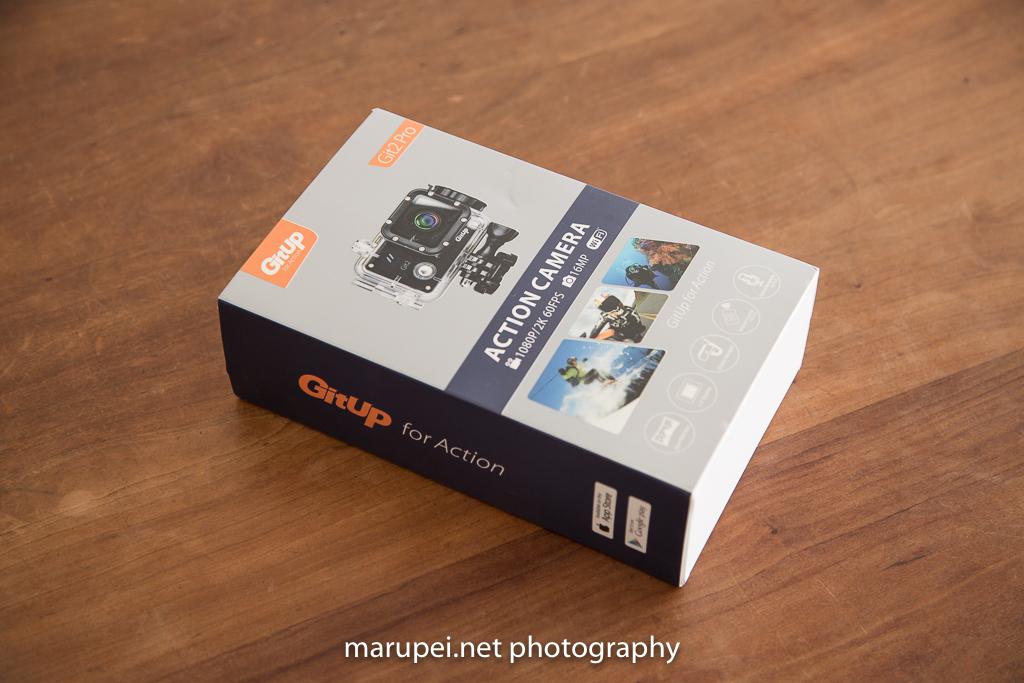アクションカメラ GitUp Git2 (3/3)
