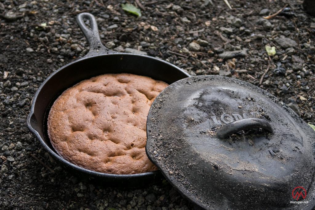 LODGE スキレット クッキー