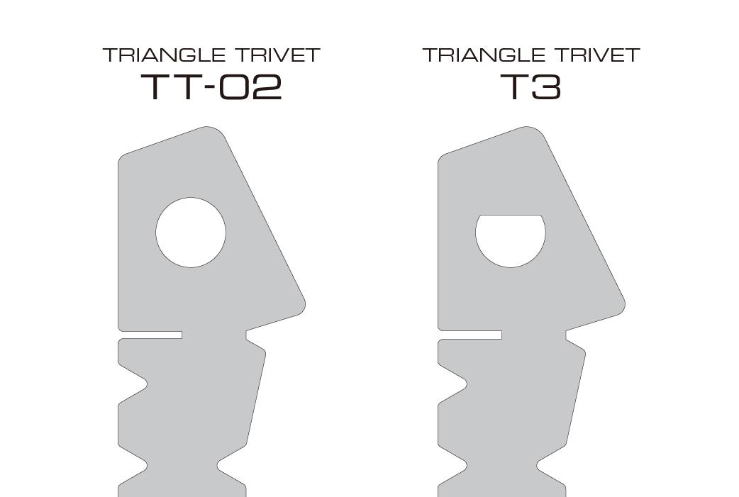 TT-02とT3の形状比較