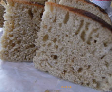 蒸しパン 横