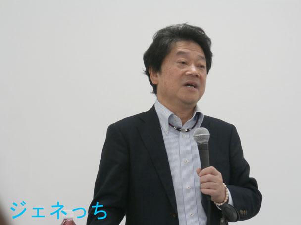 ファイテン平田社長