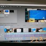 WindowsHellow顔認識体験動画の画像