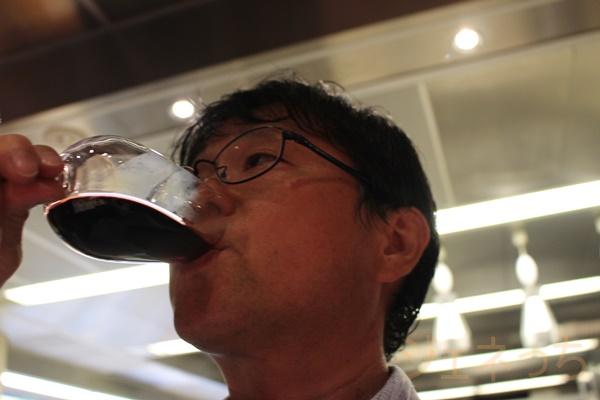 FOOVERワイン飲み比べにて