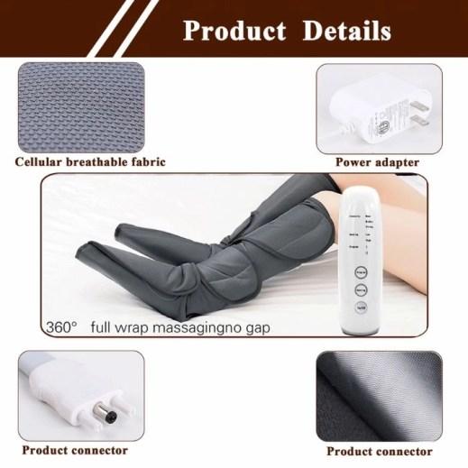 Foot and Calf Massager Main 4