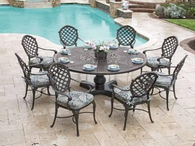 outdoor patio bordeaux 72 in round