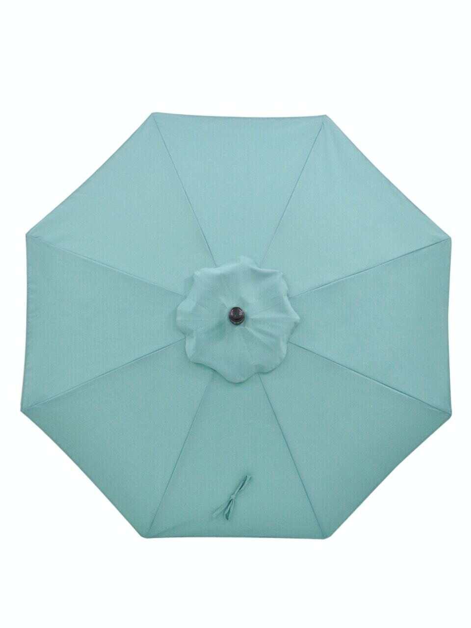 outdoor patio california umbrella 7 5 ft spa aluminum market umbrella 3692856